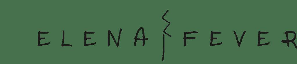 Logo Elena Fever lado